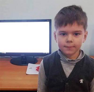 Найменший математик Ірпеня став фіналістом всеукраїнських змагань