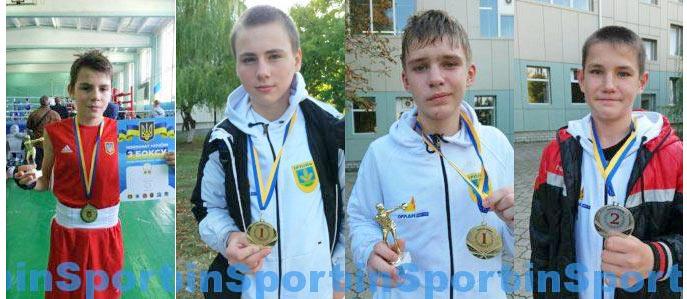 Спортсмени з Ірпеня - призери чемпіонату України з боксу