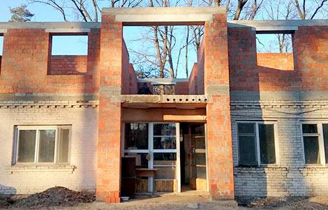 Триває реконструкція Бучанського центру позашкільної роботи