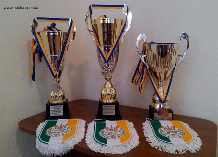 31 березня, Буча: ІІІ Чемпіонат Бучанської об'єднаної територіальної громади з футболу