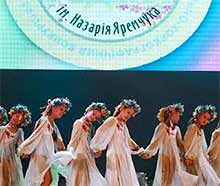 Вітаємо бучанський хореографічний ансамбль